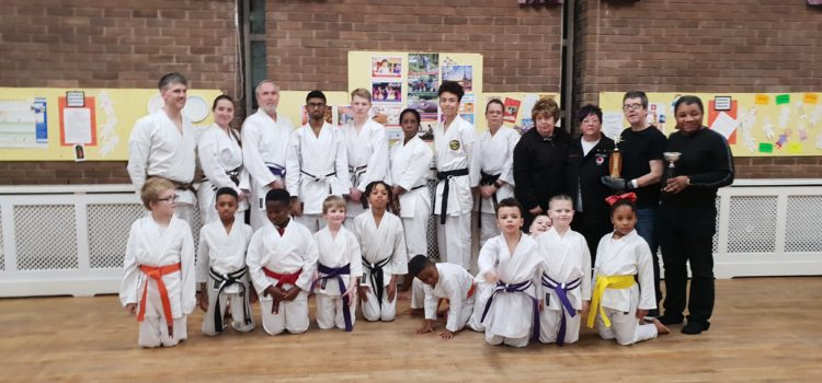 Kyu Gradings and End of Year Awards December 2018