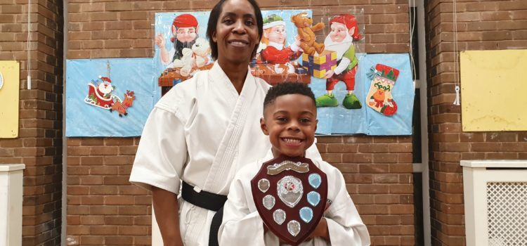 December 2019 Kyu Gradings and End of Year Awards